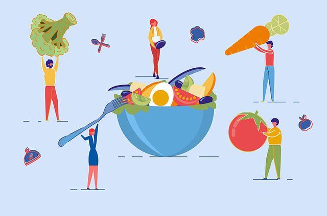 Ешьте больше клетчатки
