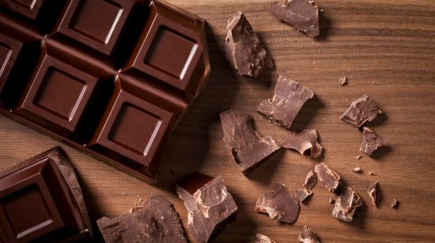 Ешьте темный шоколад или какао