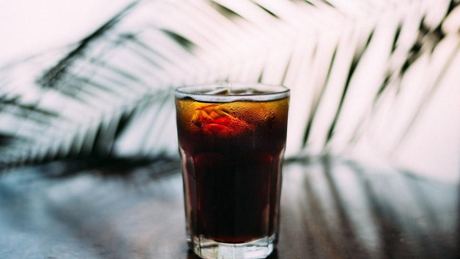 Холодное кофе и его преимущества