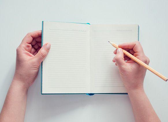 Запланируйте свою записную книжку
