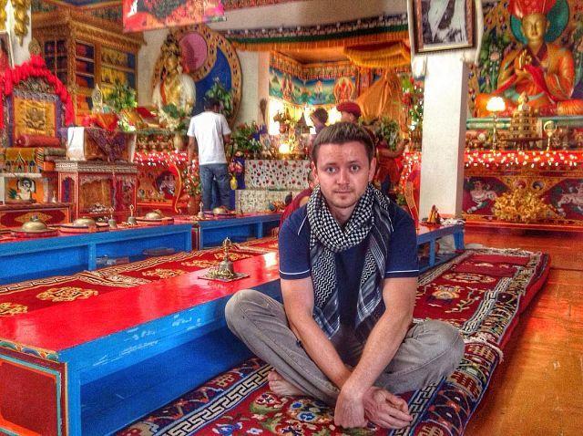 Как поехать в Тибет