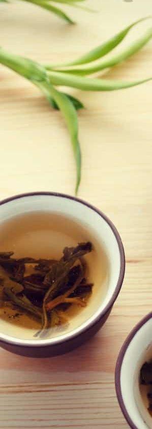 Полезные свойства бамбукового чайя