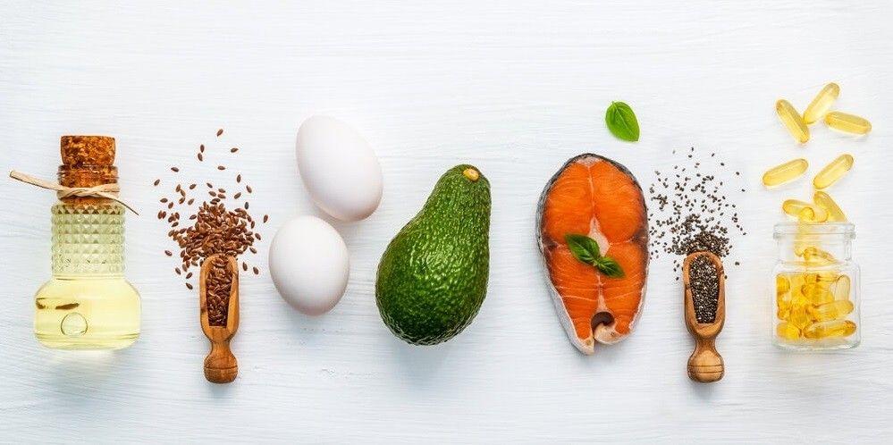 Незаменимые жирные кислоты и полезные жиры