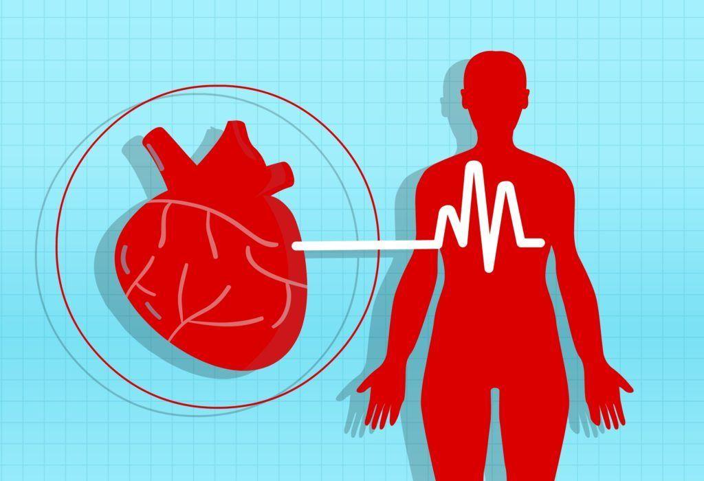 Осложнения кровяного давления
