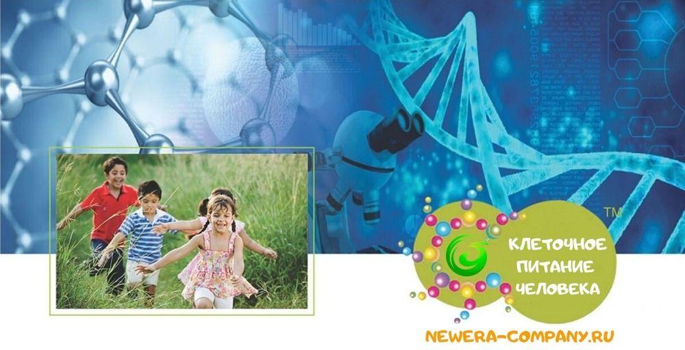 Клеточное питание человека