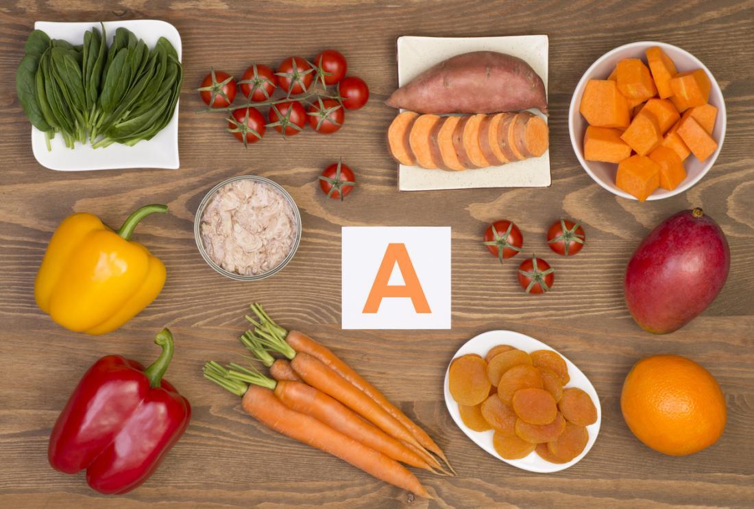 Феноменальная польза витамина А для кожи, глаз и костей