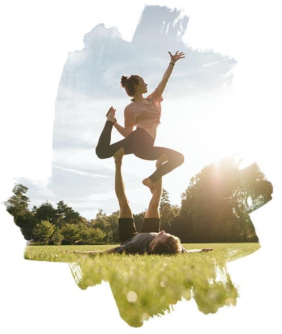 Сосновая пыльца - спорт и фитнес