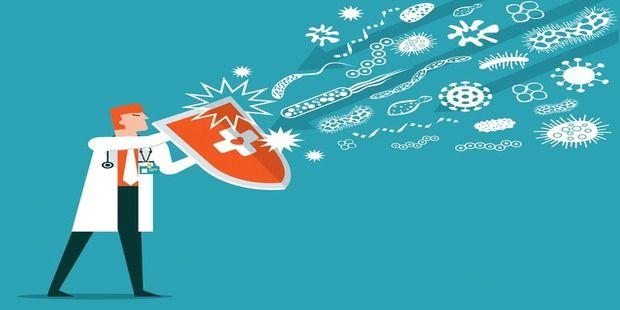 Защити иммунитет