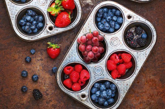 7 самых полезных ягод, которые можно съесть